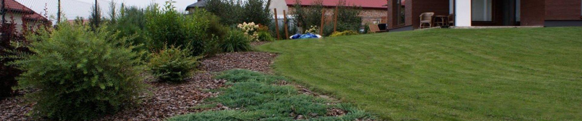 Co zrobić zamiast trawnika?